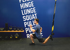 In-Shape Antioch personal trainer, Daniel Garces, learning one of the MOVE7 foundational movements – the lunge.