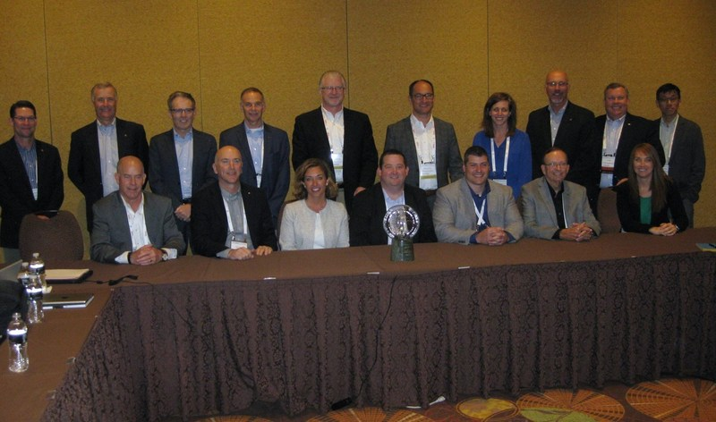 Molex Presents Digi-Key with E-Catalog Distributor of the Year Award