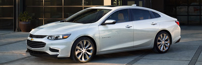 Teachers can find models like the 2018 Chevrolet Malibu at McCurry-Deck Motors, where they can also find incentives.