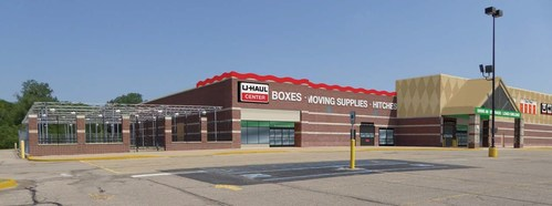 U-Haul® will soon be presenting a modern self-storage facility in northern Shawnee thanks to the recent acquisition of a former Kmart® at 2323 N. Harrison St. The 84,000-square-foot building was acquired on April 26.