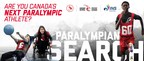 The Canadian Paralympic Committee will be on the lookout for Canada's next great athletes with two Paralympian Search events heading to Victoria and Montreal on May 26 and June 9. (CNW Group/Canadian Paralympic Committee (Sponsorships))