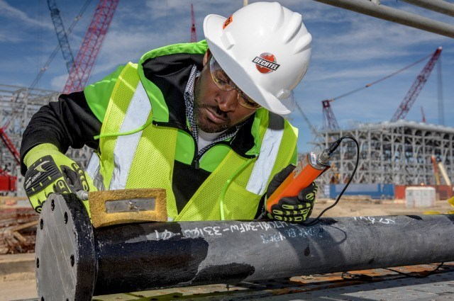 """Bechtel has been named the top U.S. construction contractor for the 20th consecutive year by Engineering News-Record. """"This recognition reflects our customers' trust in the people of Bechtel, who are committed to delivering the best projects on earth,"""" said Brendan Bechtel, the company's chairman and CEO."""