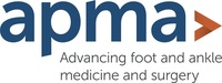 American Podiatric Medical Association Logo (PRNewsfoto/American Podiatric Medical Asso)