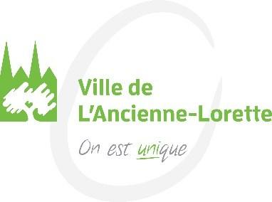 Logo : Ville de L'Ancienne-Lorette (Groupe CNW/Conseil de la Nation huronne-wendat)