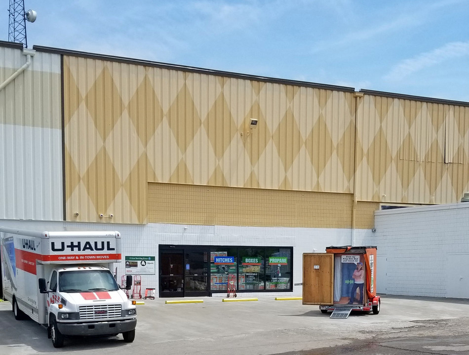 A state-of-the-art self-storage facility is coming to the old OrangeOnions warehouse at 21930 Miles Road in North Randall thanks to U-Haul® Company's recent acquisition.