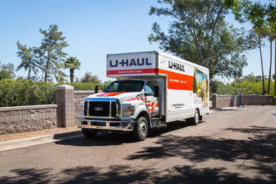 Sin City is the No. 6 U.S. Destination City according to the latest U-Haul® migration trends report, maintaining its same ranking from last year's list.