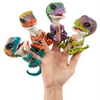 WowWee® Unleashes UNTAMED™ by Fingerlings® in the US