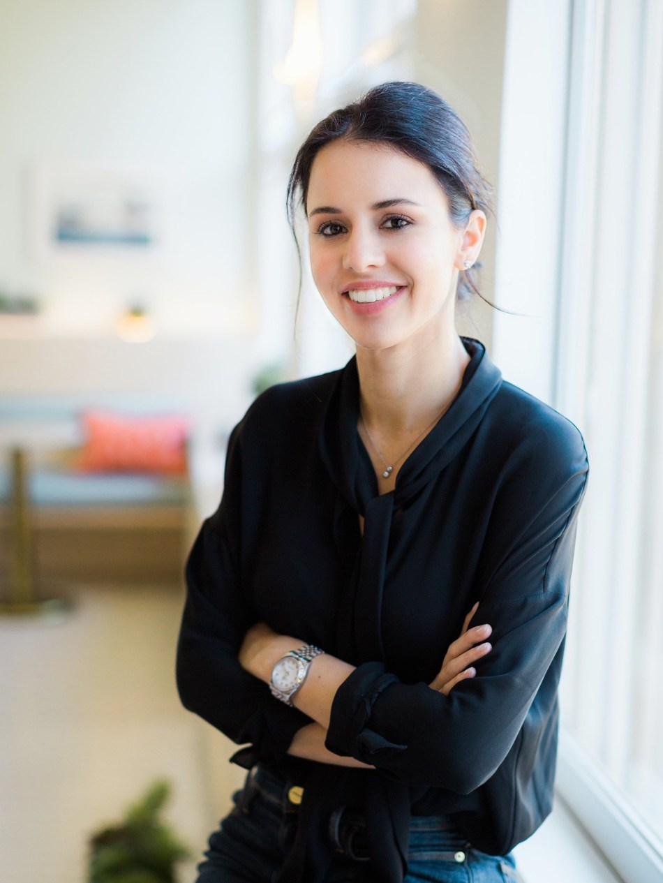Trina Spear, co-founder and co-CEO of FIGS, is one of 22 business leaders under the age of 45 selected by The Aspen Institute in Washington, D.C. as a 2018 Henry Crown Fellow.