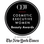 Cosmetic Executive Women (CEW) Honors the Best in Beauty