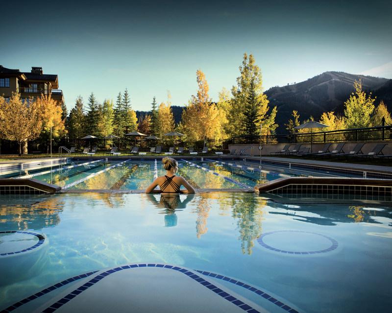 Award winning zenergy announces new training studio and innovations world news for Sun valley idaho swimming pool