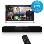 Netgem launches SoundBox HD: New Smart Soundbar With Amazon Prime Video and Alexa Voice Control