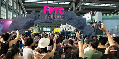 The First Fantasy Film and TV Con Rounded Off Successfully on May 14th in Shenzhen, China