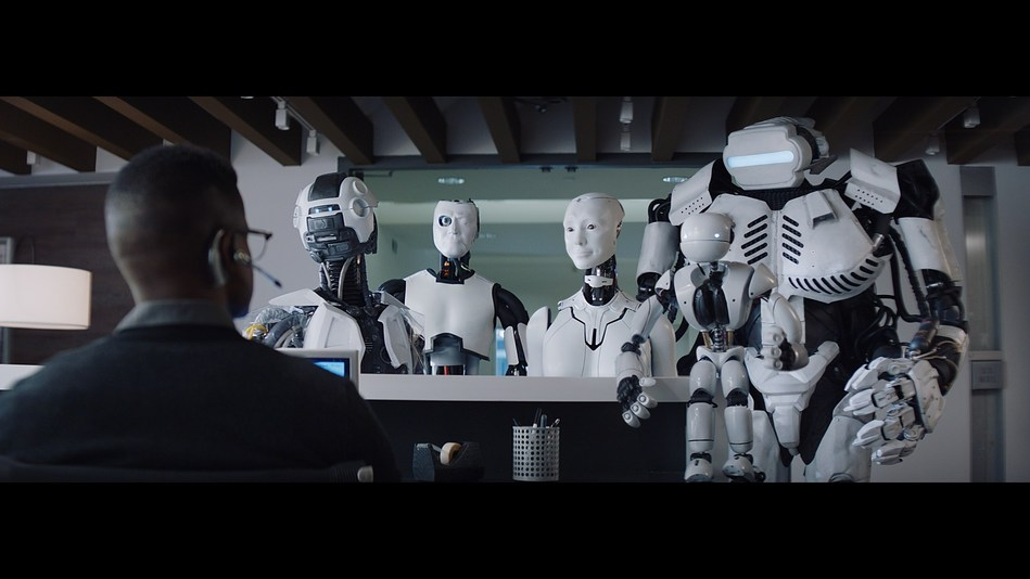 Evelyn and her robot friends are on a super intelligent mission to learn more, share their findings, and help consumers save money in Sprint's latest creative campaign.