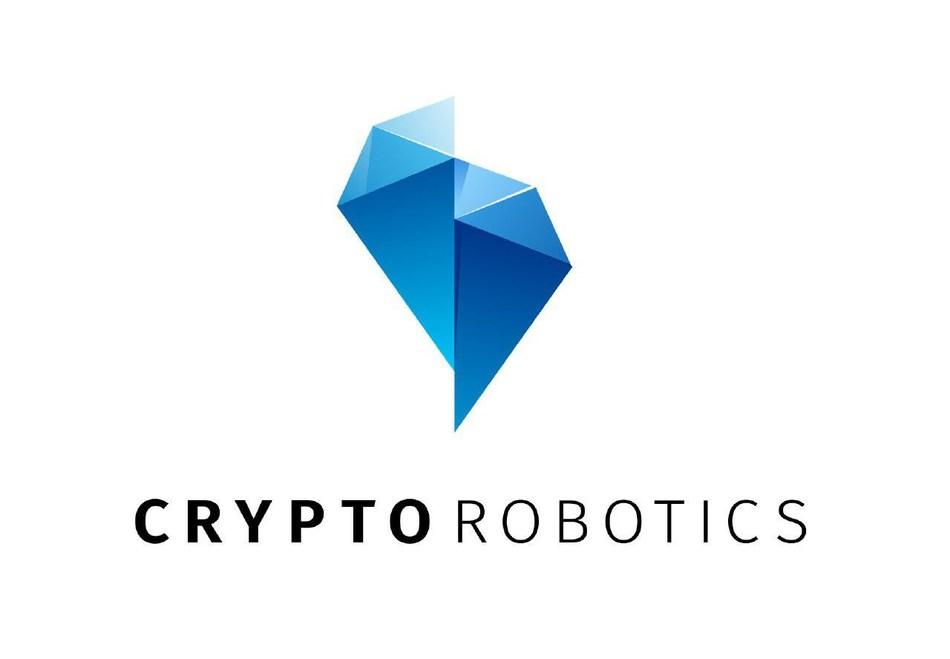 Cryptorobotics logo (PRNewsfoto/Cryptorobotics)