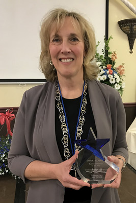 Andersen Corporation Senior Vice President and Chief Technology Officer Holly Boehne has been named 2018 Business Woman of the Year by the Greater Stillwater Chamber of Commerce. Boehne is responsible for overseeing engineering, Lean Sigma, research and development, innovation and strategic sourcing for Andersen Corporation.