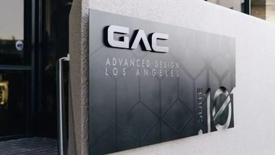 'Centro de diseño de avanzada de GAC en Los Ángeles' (PRNewsfoto/GAC Motor)