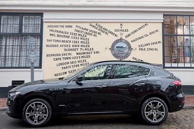 (PRNewsfoto/Maserati North America)