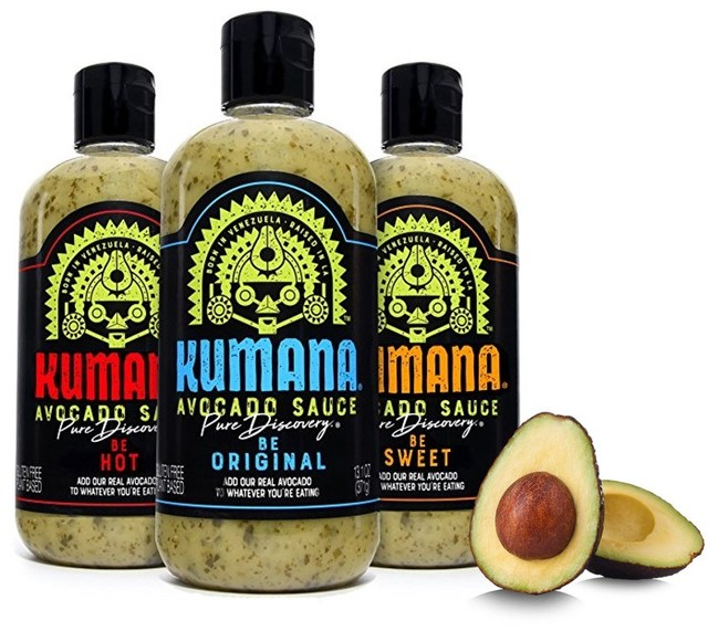 Kumana's Avocado Sauces to hit Safeway and Albertsons store shelves in Northern California and Portland