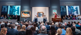 A Billion Dollar Week of Sales at Sotheby's Worldwide