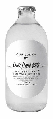 OUR/VODKA Opens OUR/NEW YORK: The First Distillery In Manhattan Since Prohibition