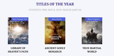 Titles of the year