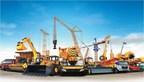 Lucros da XCMG crescem conforme a recuperação da economia mundial impulsiona a demanda por máquinas de construção