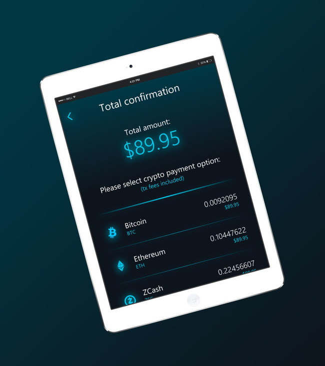 Modern Finance Chain payment processing app that aims to take over visa/mastercard