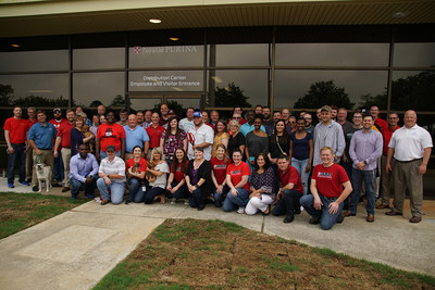 On May 19, Nestlé Purina employees celebrated the opening of the company's new distribution center in Hartwell, Georgia, alongside local officials. The distribution center currently employs more than 40 people. The company will begin manufacturing popular and high-quality Purina brands at the site in mid-2019 and will employ approximately 240 people by 2023.