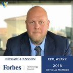 Weavy CEO Named a Member of Forbes Technology Council