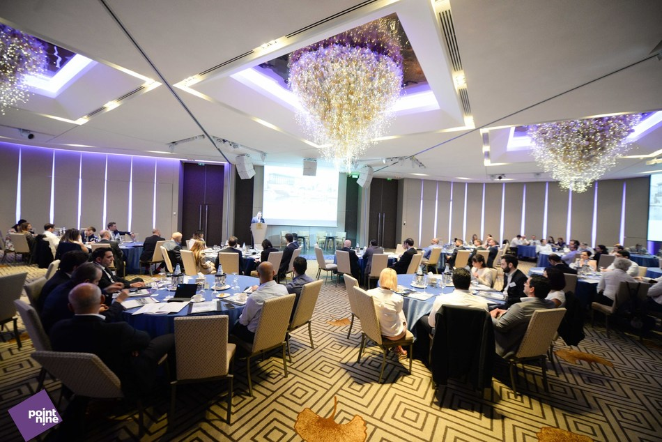 Point Nine Announces Highlights of Second Annual Conference for 'Investor Services and Regulation: Challenges of the Buy-Side' (PRNewsfoto/Point Nine)