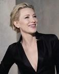 Giorgio Armani Beauty ist hocherfreut, die Verlängerung seiner langjährigen Zusammenarbeit mit Cate Blanchett bekannt zu geben
