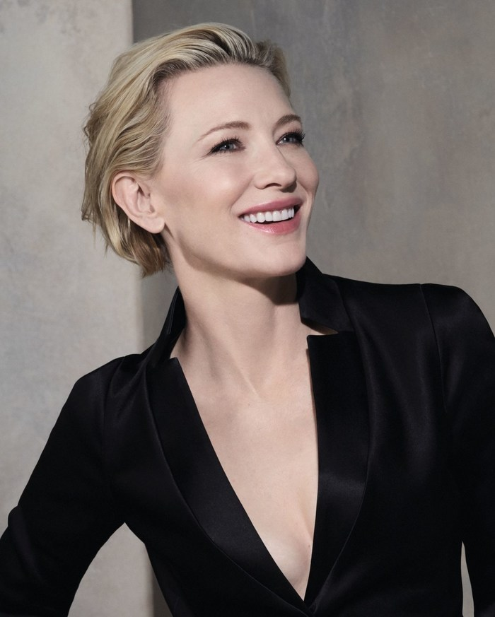 Giorgio Armani Beauty Is Pleased to Announce the Extension of its Enduring Collaboration With Cate Blanchett