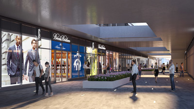 Brooks Brothers is the latest high-profile retailer to sign on at Empire Outlets -- New York City's first and only retail outlet center.