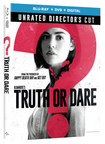 From Universal Pictures Home Entertainment: BLUMHOUSE'S TRUTH OR DARE: UNRATED DIRECTOR'S CUT