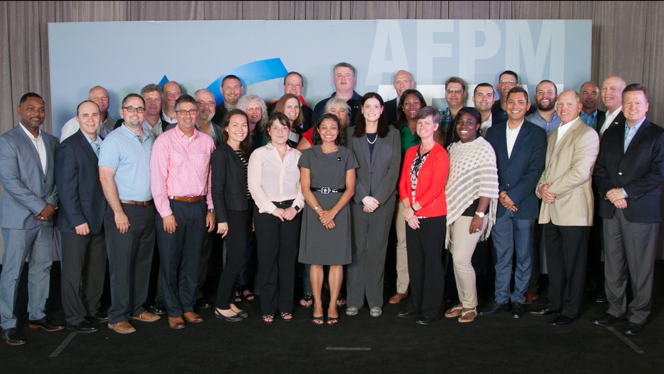 Five of LyondellBasell's manufacturing sites recently received top safety awards from the American Fuel and Petrochemical Manufacturers during the 2018 AFPM National Occupational and Process Safety Conference in San Antonio.