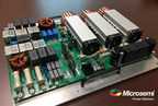 Microsemi's New 30 kW Three-Phase Vienna PFC Reference Design Leveraging its Leading SiC Diodes and MOSFETs Offers High Ruggedness and Performance