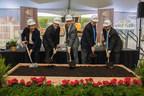 Lehigh University, EdR Celebrate Groundbreaking of SouthSide Commons