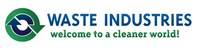 Waste Industries - Welcome to a cleaner world! (PRNewsFoto/Waste Industries)