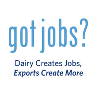 Got Jobs? Dairy Creates Jobs, Exports Create More
