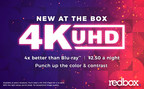 Redbox Launches 4K Ultra HD Rentals In Six Markets
