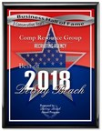 Comp Resource Group Receives 2018 Best of Delray Beach Award
