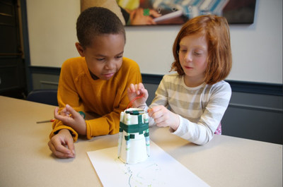 A free online resource from HughesNet and National 4-H Council, STEM Lab features fun, hands-on STEM activities for kids aged four to 16.