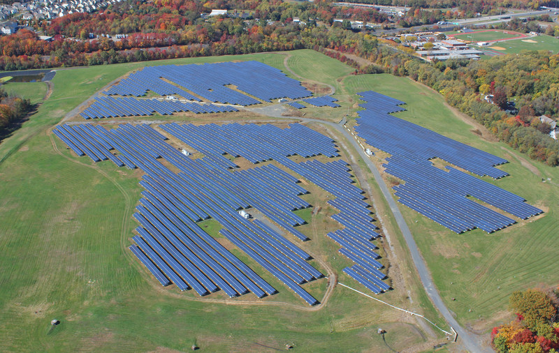 Conti Solar Begins Construction of Largest Landfill Solar Project in Ohio