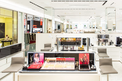 SAKS FIFTH AVENUE UNVEILS NEW BEAUTY FLOOR IN NEW YORK FLAGSHIP (Courtesy of Justin Bridges for Saks Fifth Avenue)
