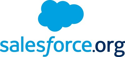 (PRNewsfoto/Salesforce.org)