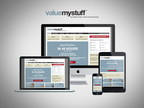 The New ValueMyStuff Platform and Mobile App (PRNewsfoto/ValueMyStuff)