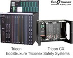 Schneider Electric's EcoStruxure Triconex Tricon CX v11.3 Controller Enables Profitable Safety for High-Hazard Industries