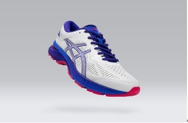 ASICS Launches The 25th Iteration Of The GEL-KAYANO® Series, Helping Runners Go The Distance