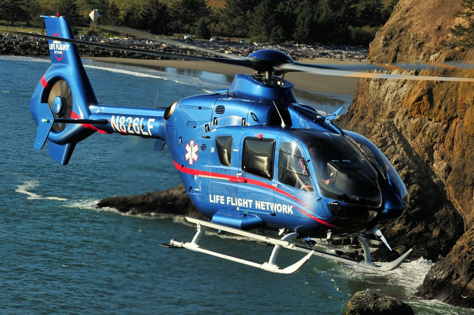 LFN Respond allows first responders to request a Life Flight Network transport with the touch of a button.