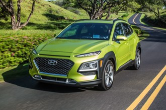 Hyundai Kona Awarded Editors' Choice Honor By Car and Driver